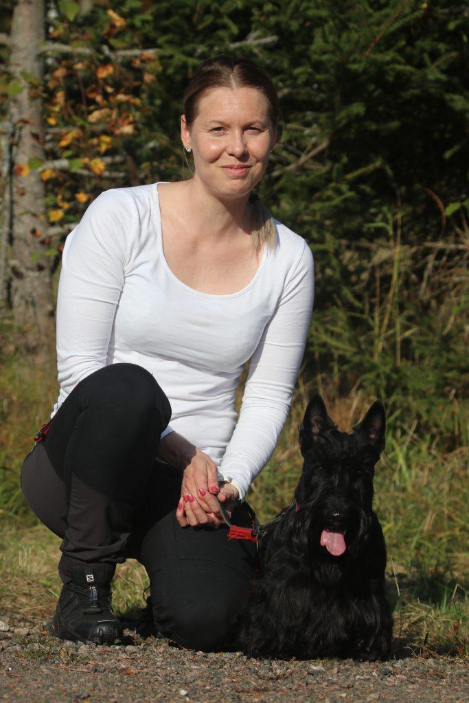 kuva 2 Samuli ja Nina